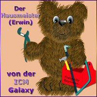 Unser Hausmeister Erwin